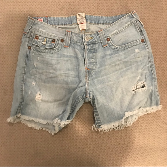 True Religion Pants - True religion jeans shorts size 31